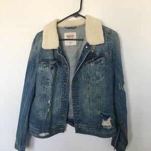 Jean jacket